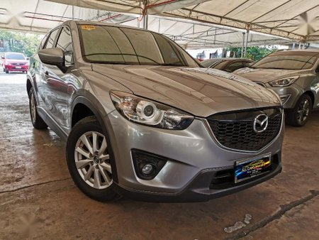 Selling 2nd Hand Mazda Cx-5 2013 at 60000 km in Makati