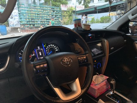 2017 Toyota Fortuner 4x2 2.7L G Gas A/T for sale