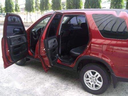 Honda Cr-V 2003 Automatic Gasoline for sale in Makati