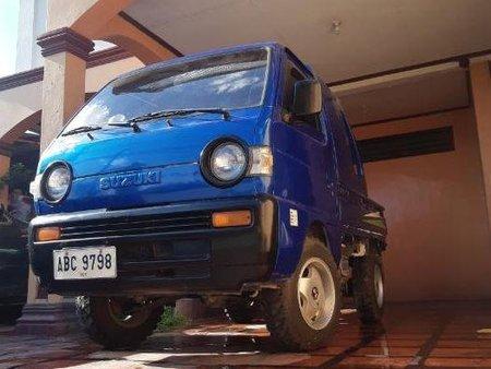 2nd Hand Suzuki Multi-Cab 2015 for sale in Batangas City