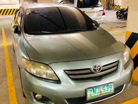 Selling 2nd Hand 2008 Toyota Altis at 90000 km in Quezon City