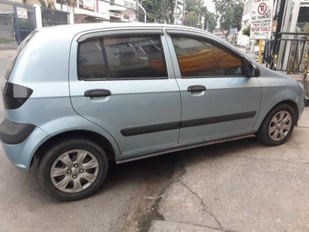 Selling Used Hyundai Getz 2006 in Cagayan de Oro