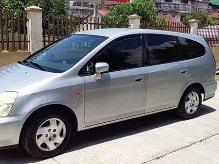 Selling Used Honda Stream 2000 in Quezon City