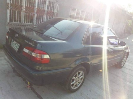 Selling 2nd Hand Toyota Corolla 1998 in Lubao