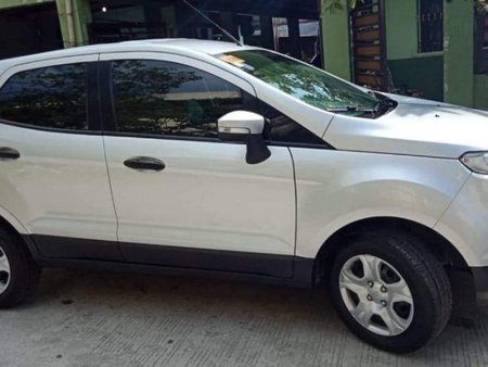 Ford Ecosport 2017 Manual Gasoline for sale in Apalit