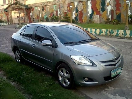 Selling Toyota Vios 2008 Automatic Gasoline in Angeles