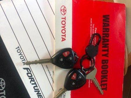 2011 Toyota Fortuner for sale in Plaridel