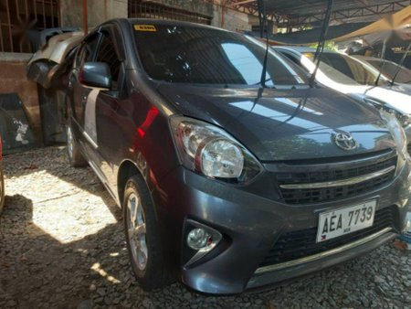 2nd Hand Toyota Wigo 2015 for sale in Marikina