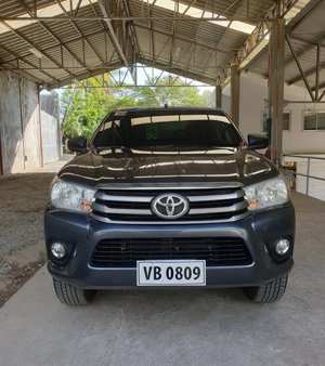 Toyota Hilux 2016 E for sale