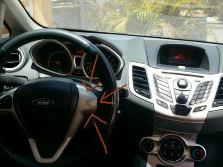 Selling 2nd Hand Ford Fiesta 2012 in Biñan