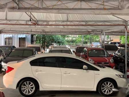 Selling 2nd Hand Honda Civic 2012 in Quezon City