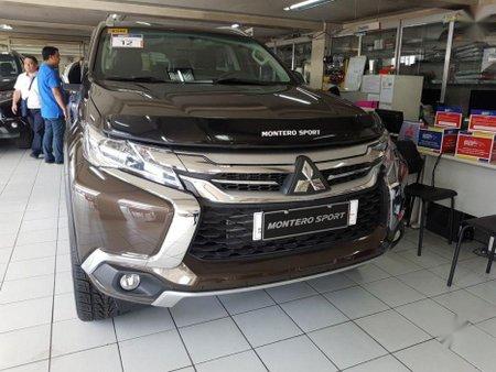 Brand New Mitsubishi Montero Sport 2019 Manual Diesel for sale in Meycauayan