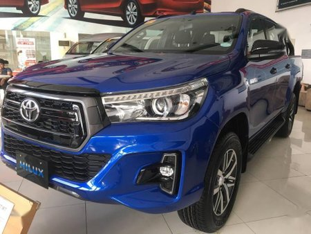 New Toyota Hilux 2019 Automatic Diesel for sale in Manila