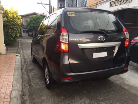 2nd Hand Toyota Avanza 2016 Manual Gasoline for sale in San Mateo