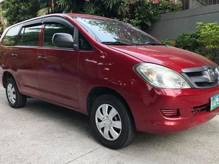 Toyota Innova J 2008 for sale