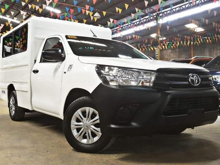 2017 Toyota Hilux FX 2.5 for sale