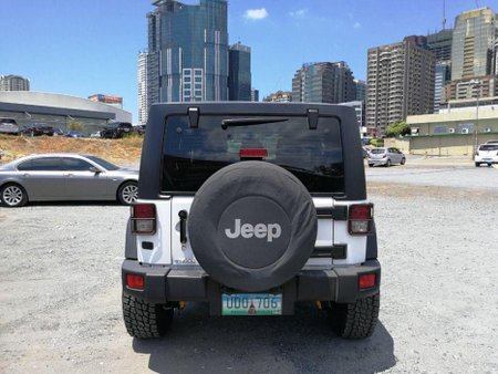 2013 Jeep Wrangler Rubicon for sale in Pasig