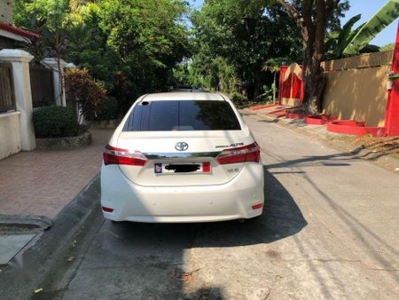 Toyota Altis 2016 for sale in Quezon City