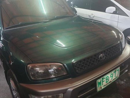 Selling Toyota Rav4 1998 Manual Gasoline in Pasig