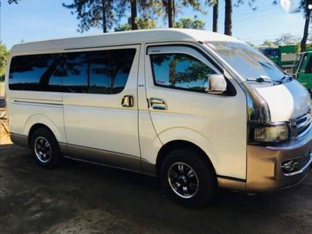 Toyota Hiace 2006 Manual Diesel for sale in Cagayan de Oro