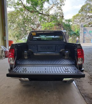 2nd Hand Toyota Hilux 2016 Diesel Manual for sale