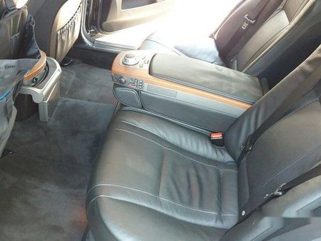 Selling Black 2007 Bmw 730Li at Automatic Gasoline at 39000 km in Muntinlupa