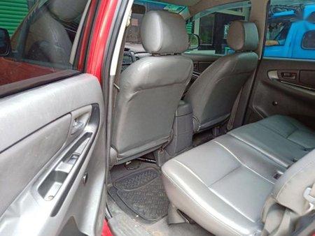 Selling Toyota Innova 2012 Manual Diesel in Naguilian