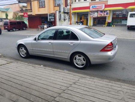 2001 Mercedes-Benz C200 for sale in Marikina