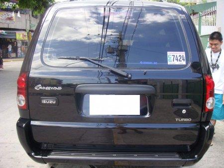 2010 Isuzu Crosswind for sale