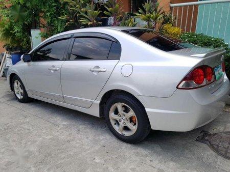 Honda Civic 2007 Automatic Gasoline for sale in Quezon City