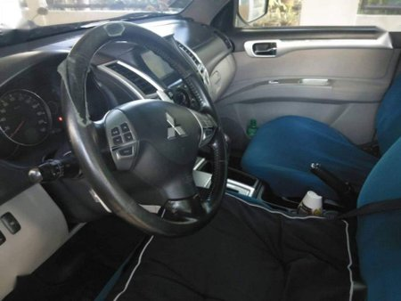 2nd Hand Mitsubishi Montero Sport 2012 for sale in Digos