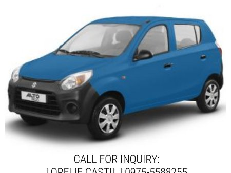2019 Brand New Suzuki Alto Blue for sale in Muntinlupa