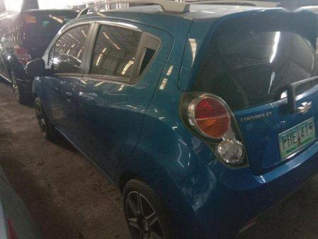 Chevrolet Spark 2011 Manual Gasoline for sale in Quezon City