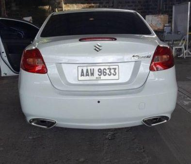 Sell 2nd Hand 2014 Suzuki Kizashi Automatic Gasoline at 10000 km in Quezon City