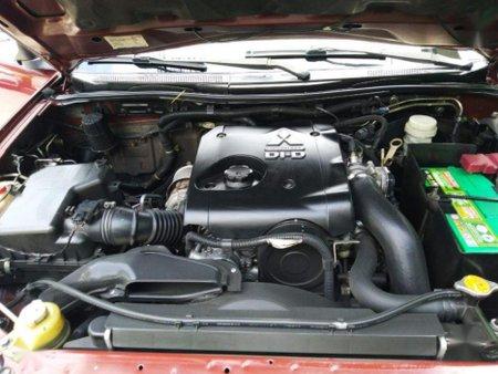 Selling 2nd Hand Mitsubishi Montero Sports 2013 Automatic Diesel in Malabon