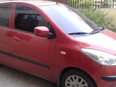 Selling Hyundai I10 2008 Manual Gasoline in Mandaue