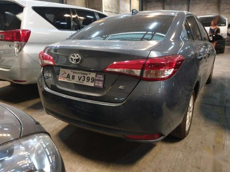 Selling 2nd Hand Toyota Vios 2019 Automatic Gasoline at 6000 km in Pasig