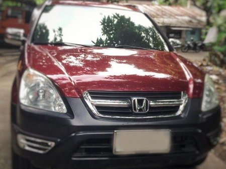 Selling 2nd Hand Honda Cr-V 2003 at 130000 km in Antipolo