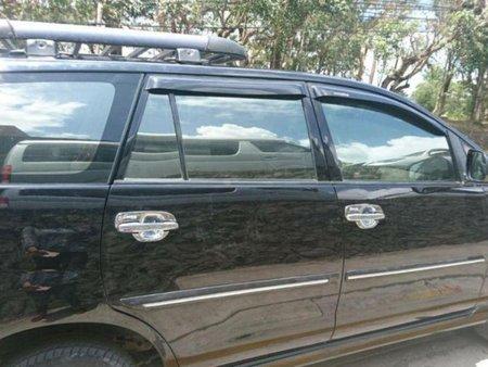 Black Toyota Innova 2014 for sale in Baguio