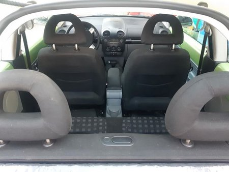 Sell Used Bettle Volkswagen 2002 7000 km in Agdangan