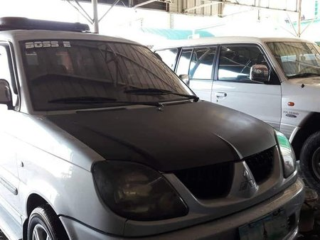 Sell 2nd Hand 2005 Mitsubishi Adventure Manual Diesel at 90000 km in Calamba