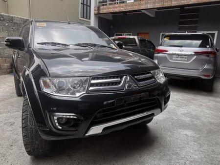Selling 2nd Hand Mitsubishi Montero 2015 Manual Diesel at 50000 km in Marikina