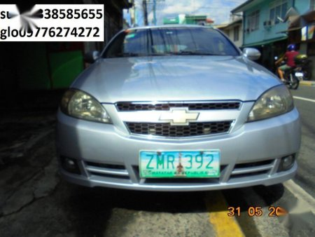 Selling 2nd Hand Chevrolet Optra 2008 at 56000 km in Mandaluyong