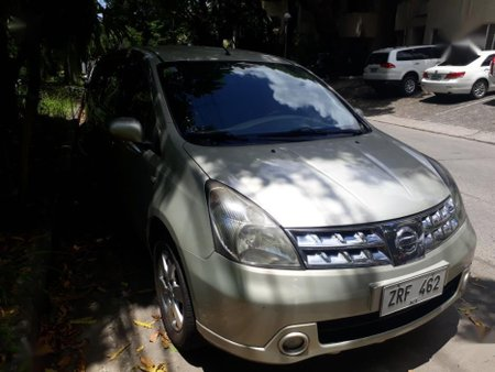 Selling 2nd Hand Nissan Livina 2008 Manual Gasoline at 60000 km in Pasig