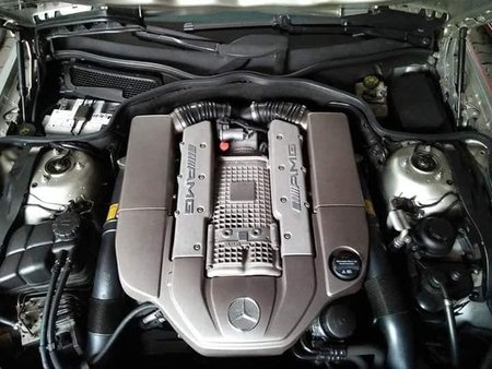 2nd Hand Mercedes-Benz Sl-Class 2003 at 60000 km for sale in Pasig