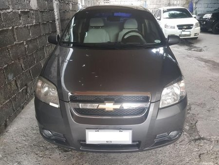 Selling 2nd Hand Chevrolet Aveo 2009 in Makati