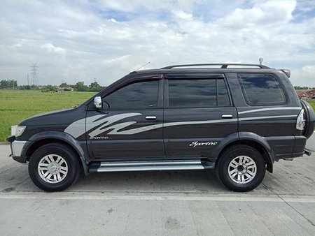 Isuzu Sportivo 2010 Manual Diesel for sale in Cebu City