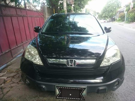 Selling 2nd Hand Honda Cr-V 2007 in Quezon City