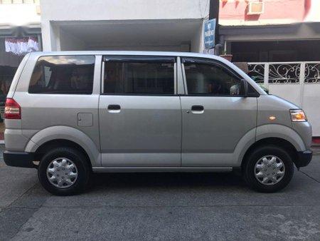 2nd Hand Suzuki Apv 2015 for sale in Pasig