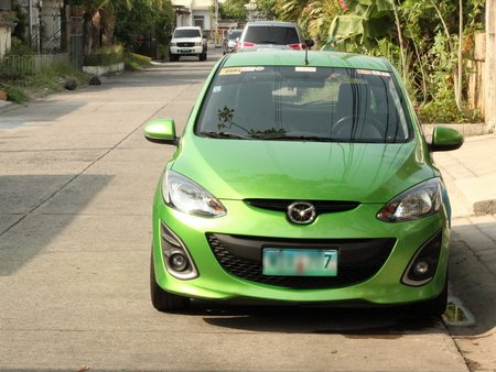 2013 Mazda 2 Hatchback Automatic Gasoline for sale